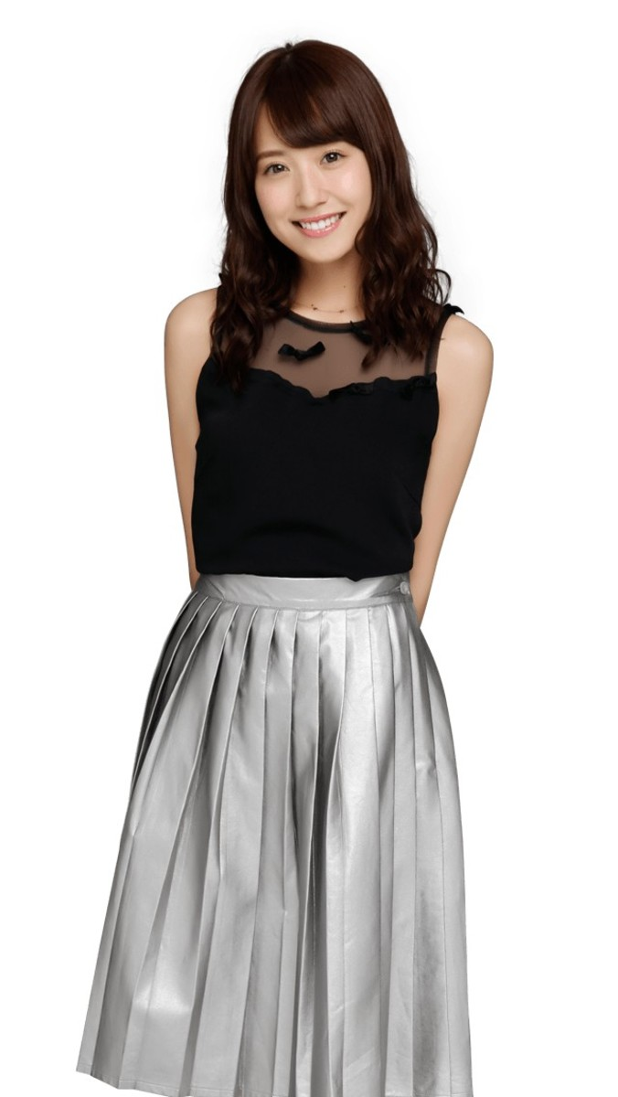 misa-eto-member-of-girl-group-nogizaka46