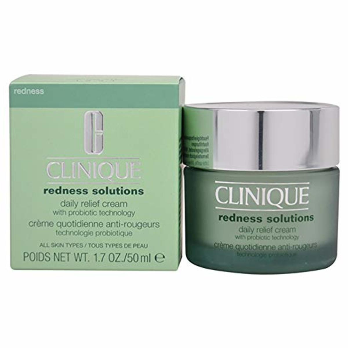 Clinique Redness Solutions Daily Relief Cream - Review