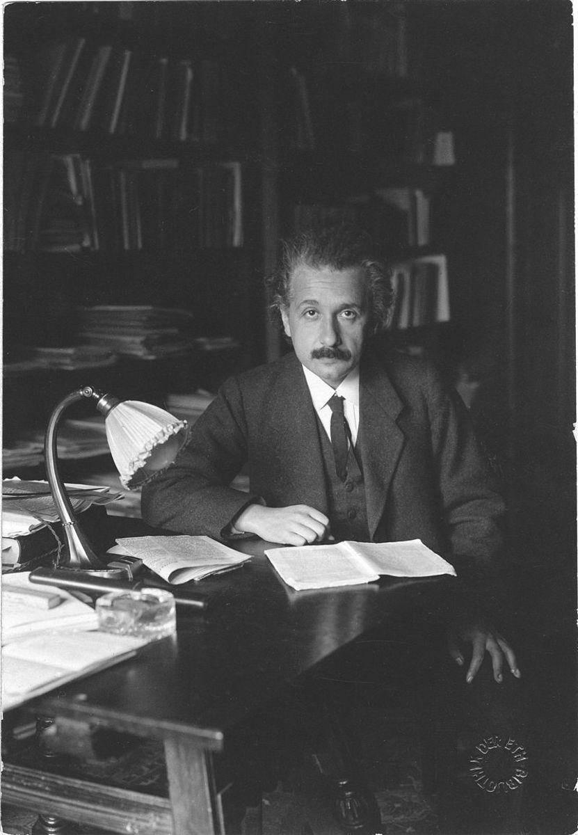 Albert Einstein Mathematician