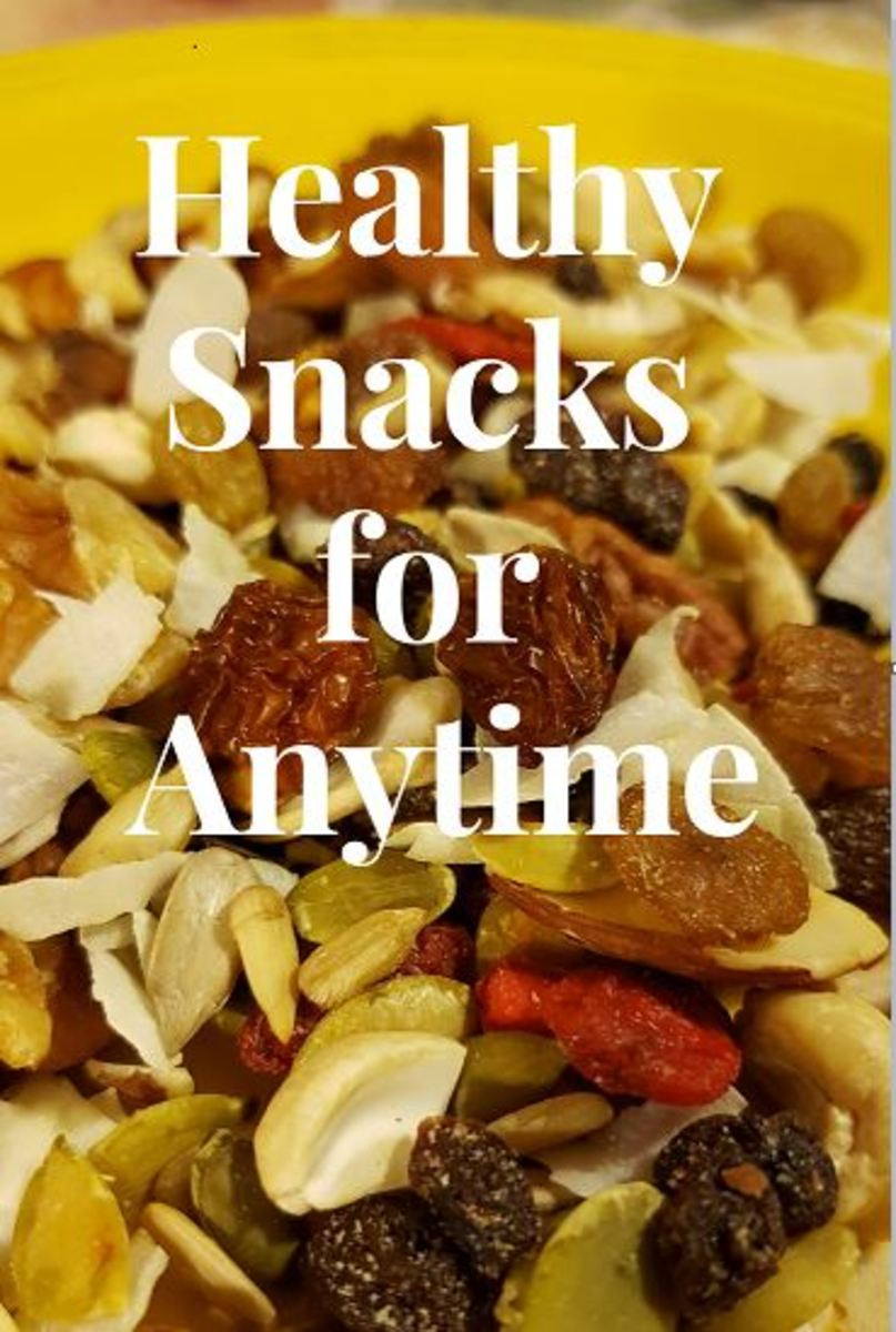 Quick Reliable Snacks for Kids in a Hurry