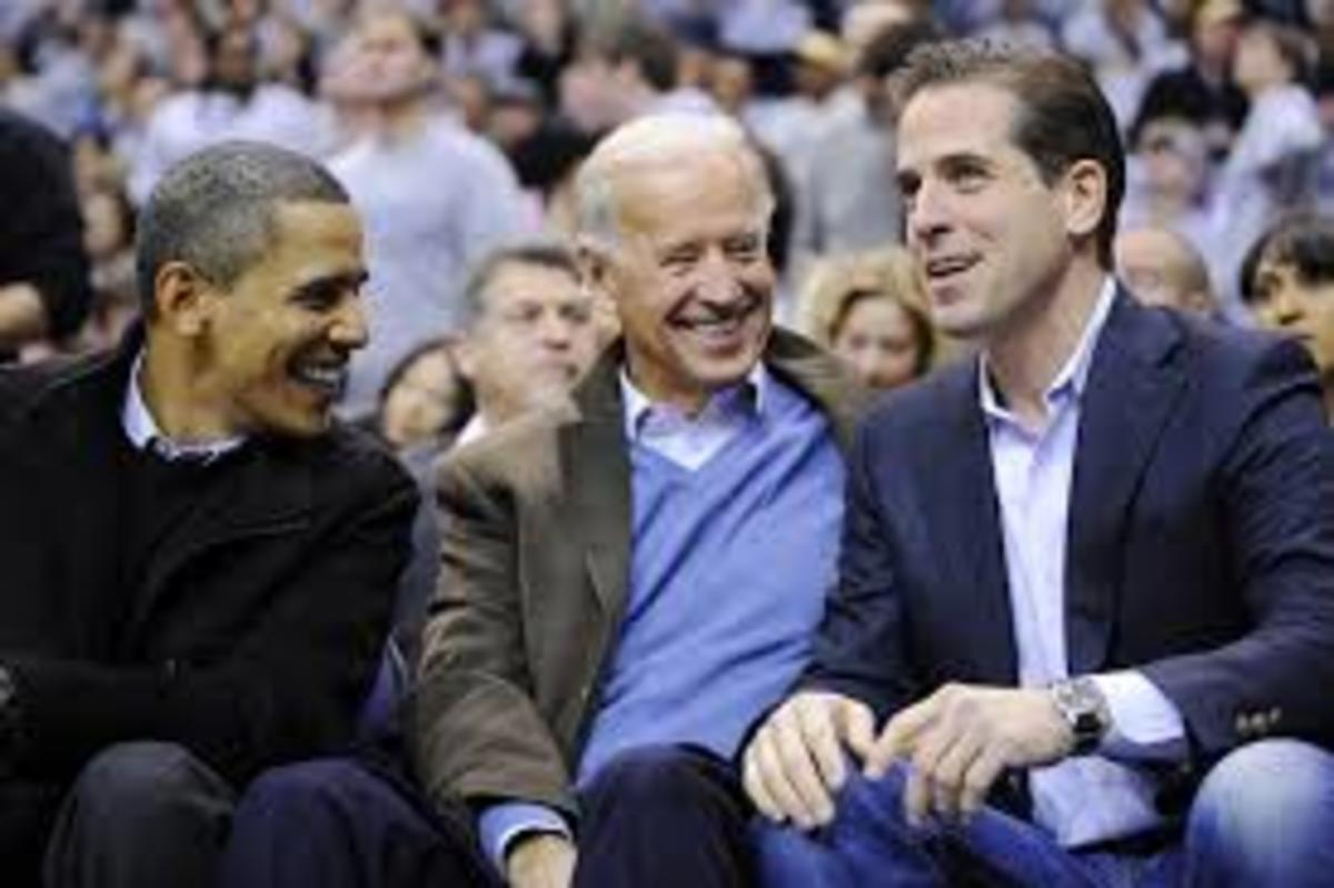 Obama, Joe, Hunter