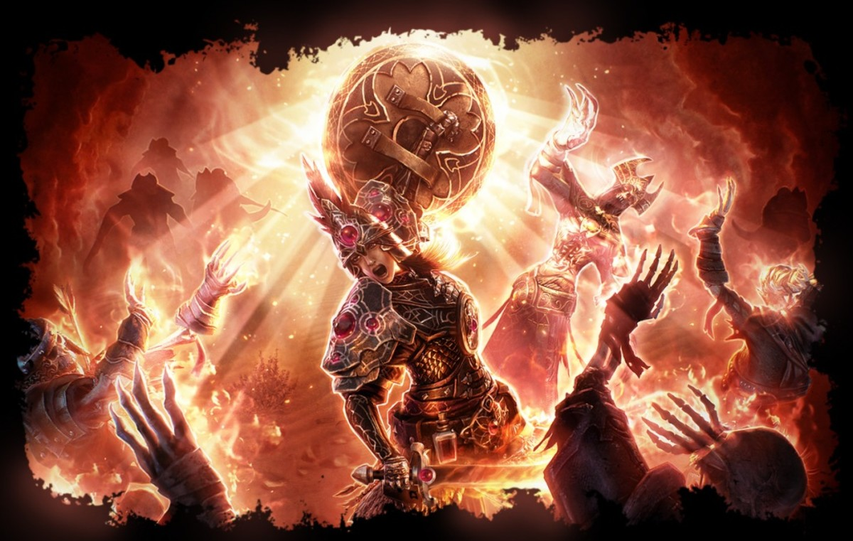Grim Dawn: Oathkeeper Build Guides for Beginners