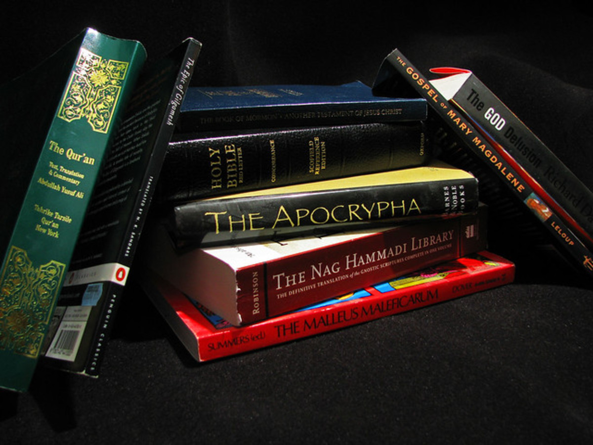 Apocrypha of the Bible: Why It was Rejected