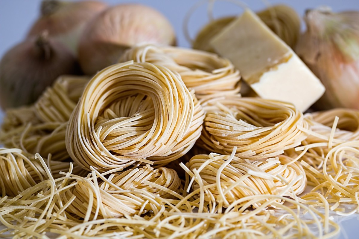 The History of Noodles