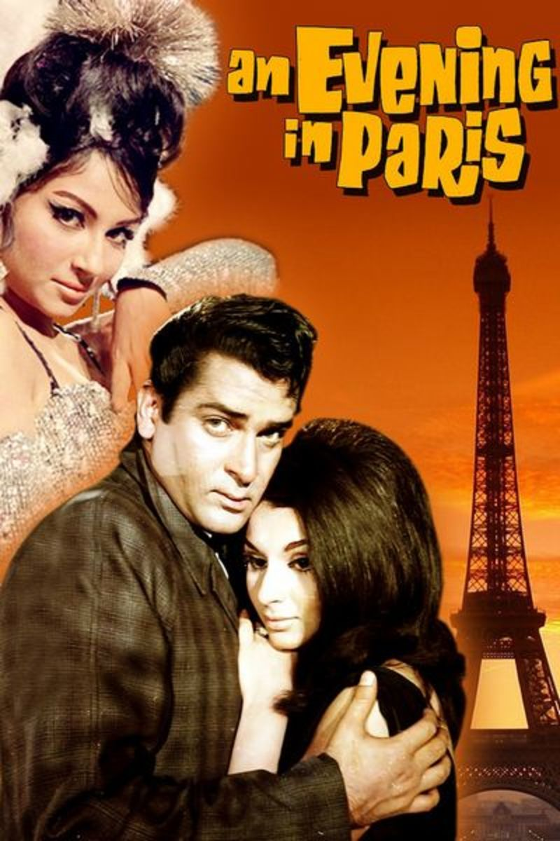 Evening In Paris Movie Poster