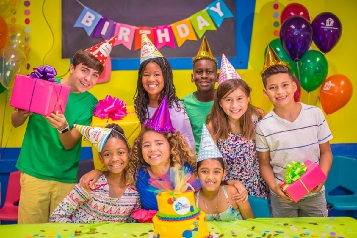 10 Little Girl's Birthday Party Ideas