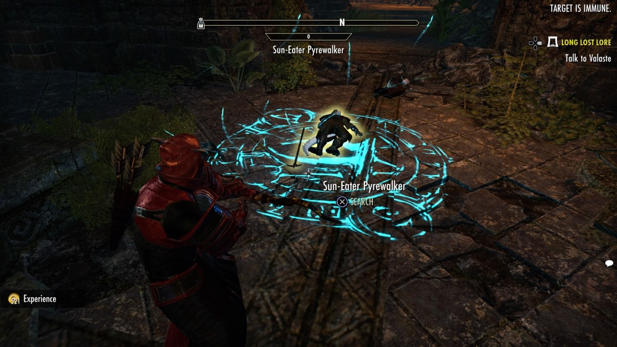 Bahraha's Curse in action 3/3