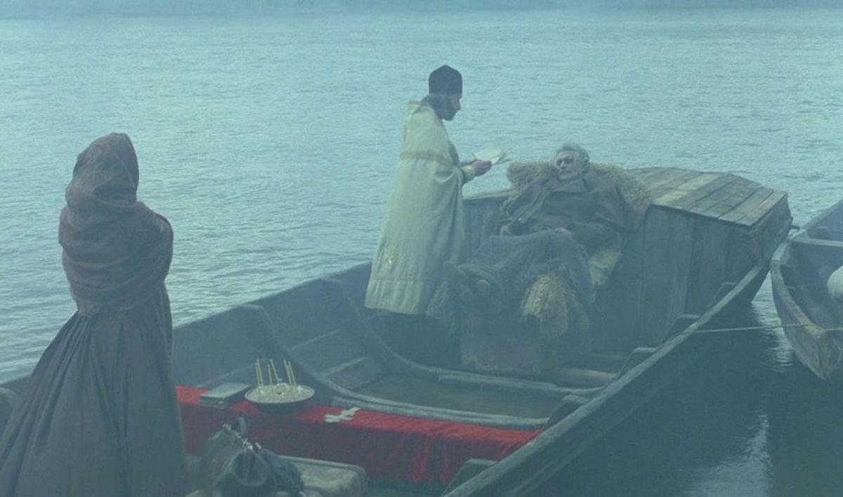 Demons' film adaptation Les possédés / The Possessed, 1988