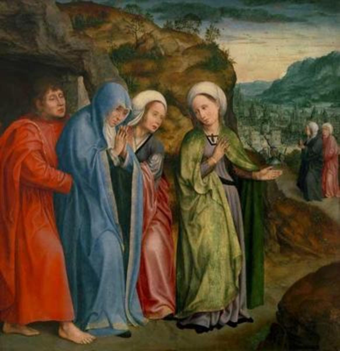 6 Women Named Mary in the Bible