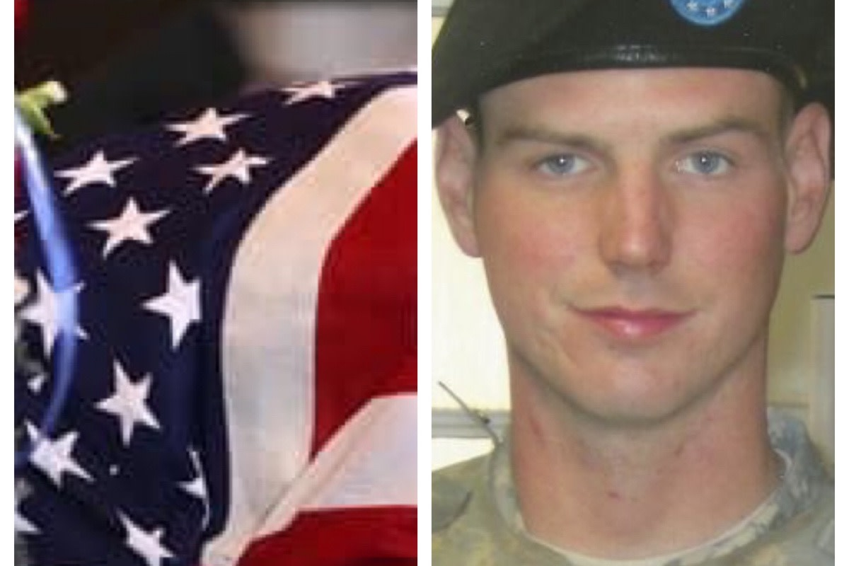 Combat Veteran Douglas Scott took his own life on Sunday night.