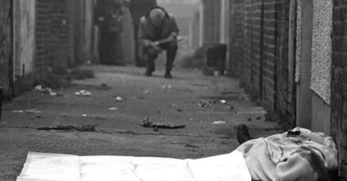 The Shankill Butchers - Empire's Death-squad. Part One