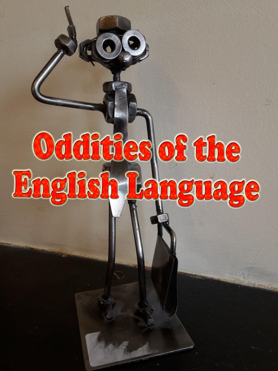Oddities of the English Language