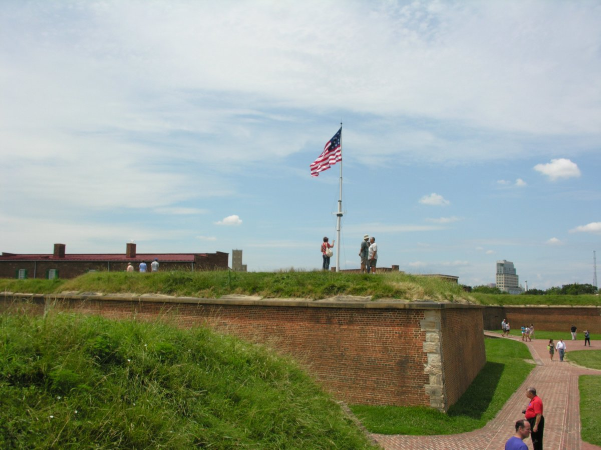 Flag over Ft. McHenry