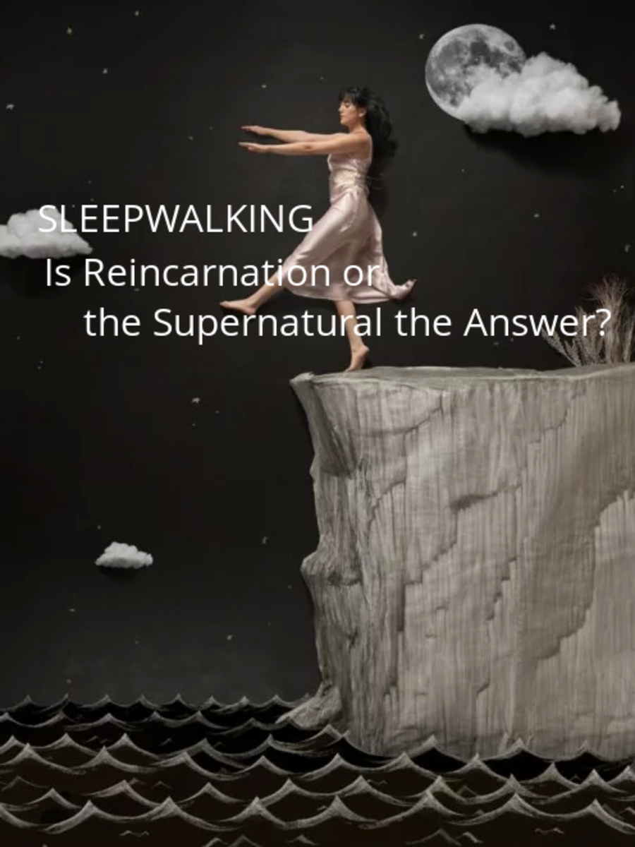 Sleepwalking reincarnation
