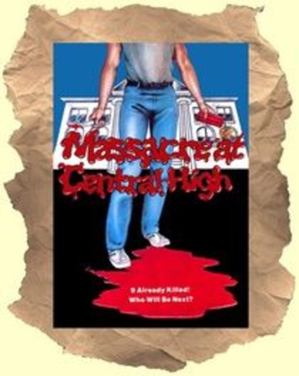 World's Funniest Critic - Massacre at Central High(1976)