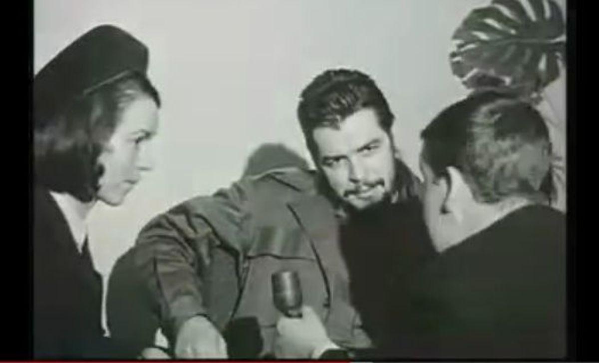 Che Guevara and Ireland