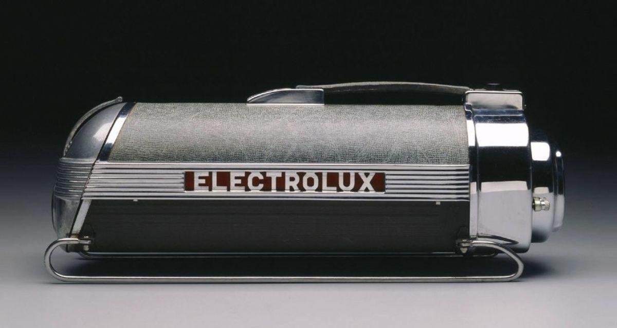 Art Deco appliances.