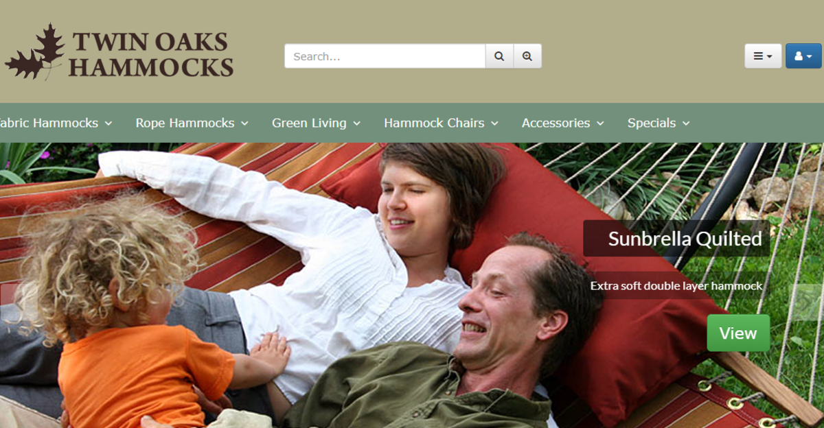 Twin Oaks Hammocks