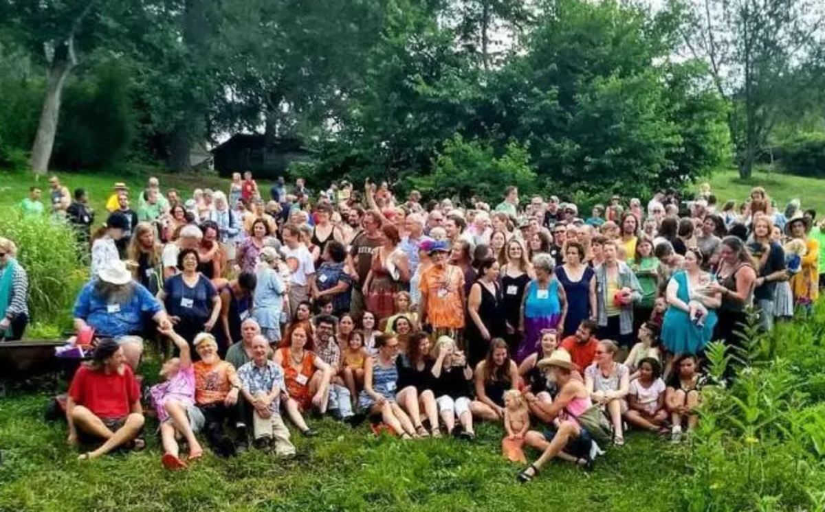 Twin Oaks Community - 100 Adults and 19 Children