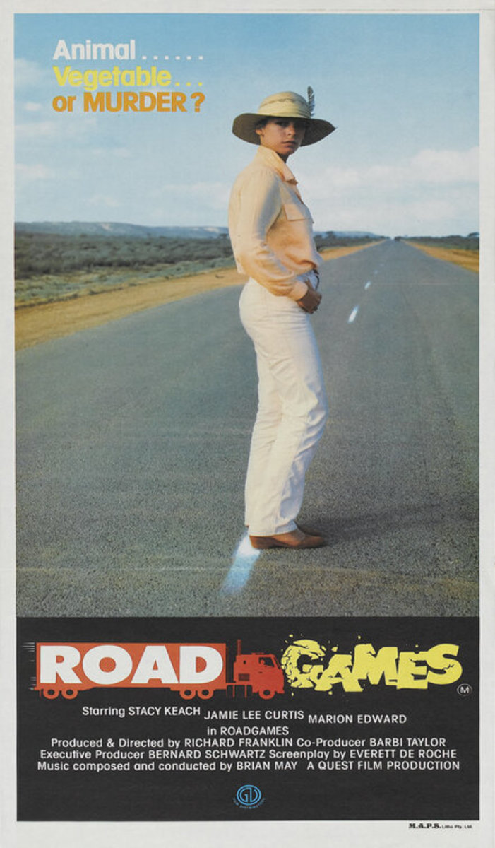 Road Games (1981) Revisited Review