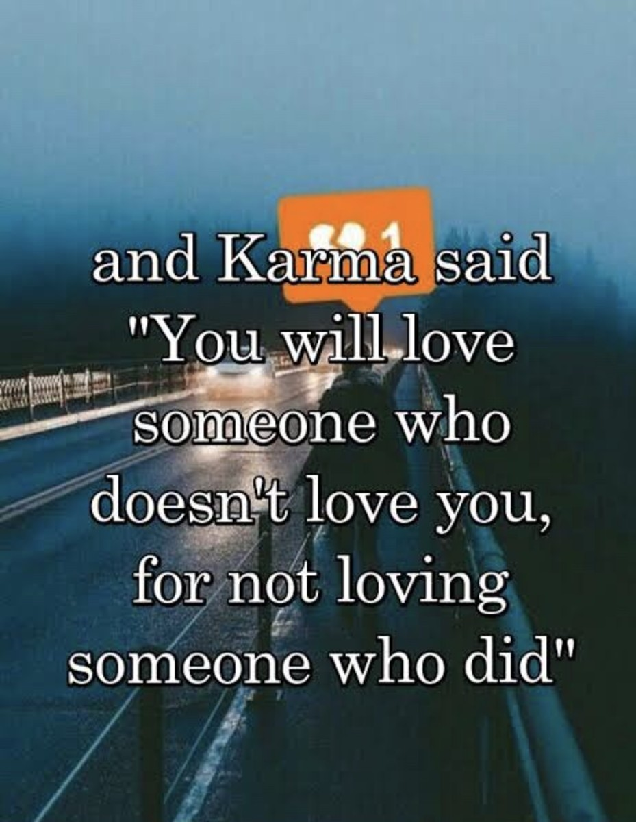 Is Unrequited Love a Result of Karma?