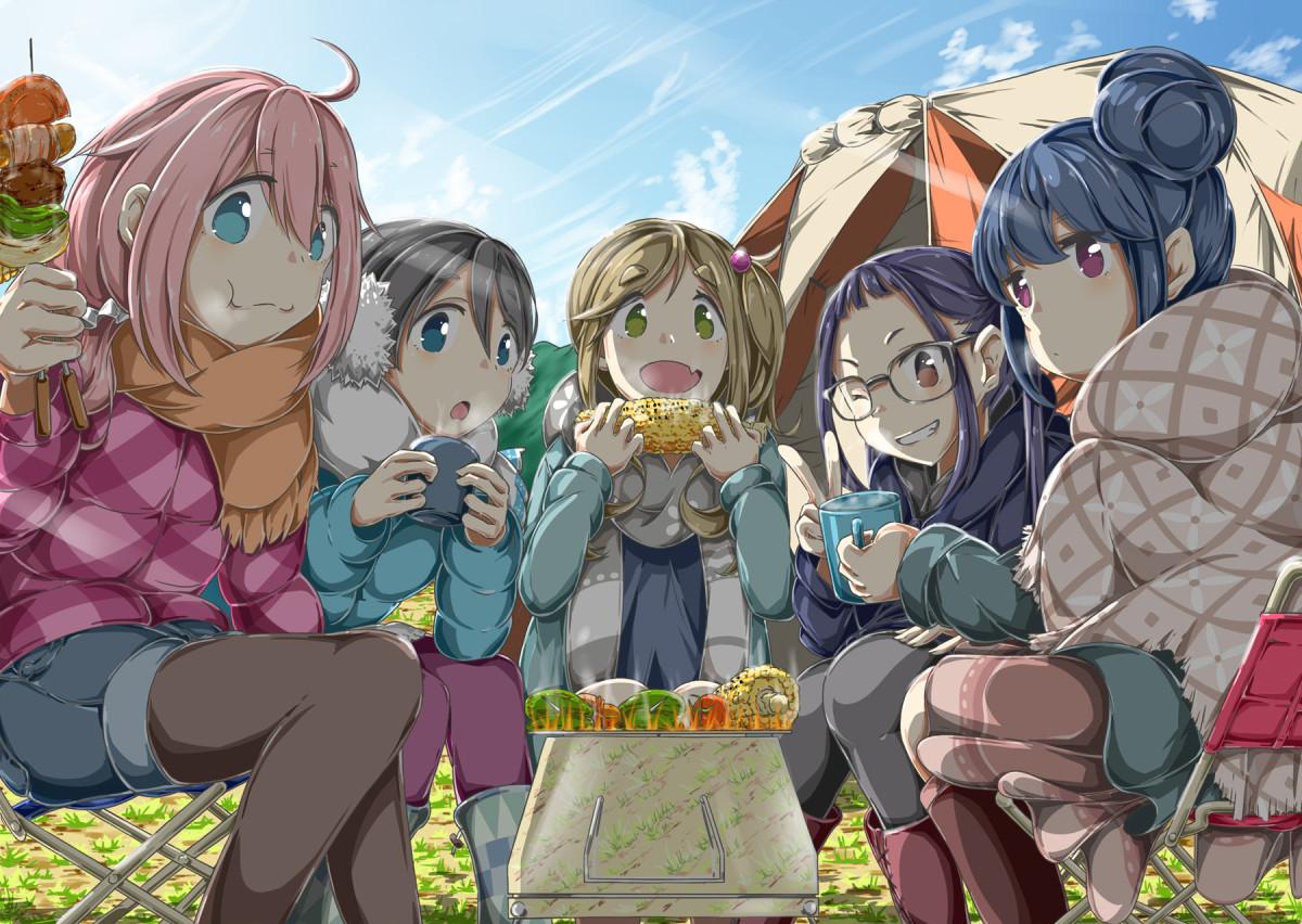 Why Yuru Camp Creates Nostalgia