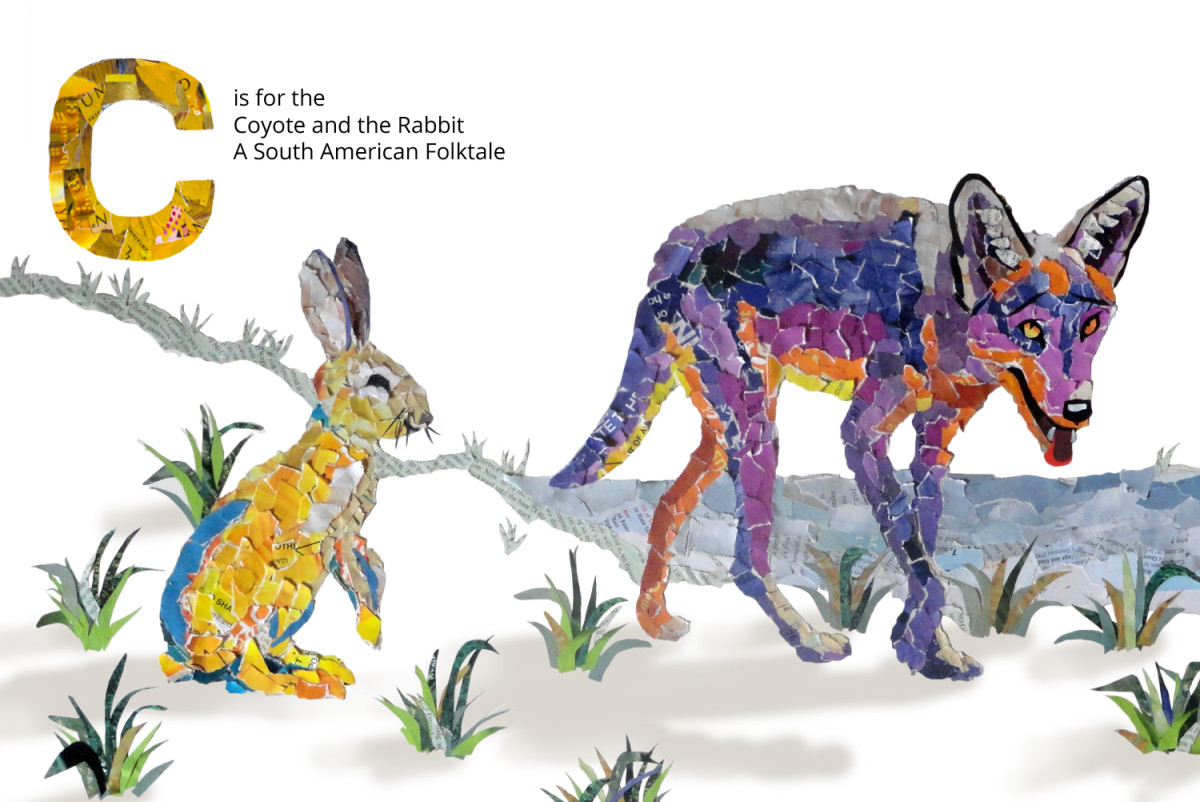 The Coyote and the Rabbit Folktale