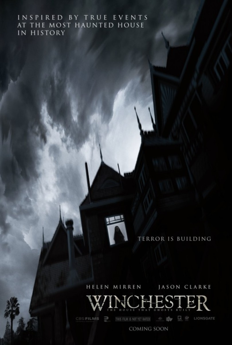 Winchester (2018) Movie Review