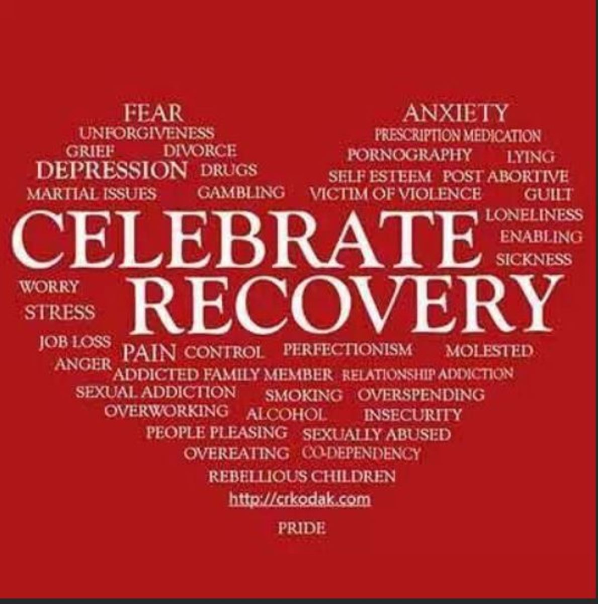 What Does It Means to Celebrate Recovery?