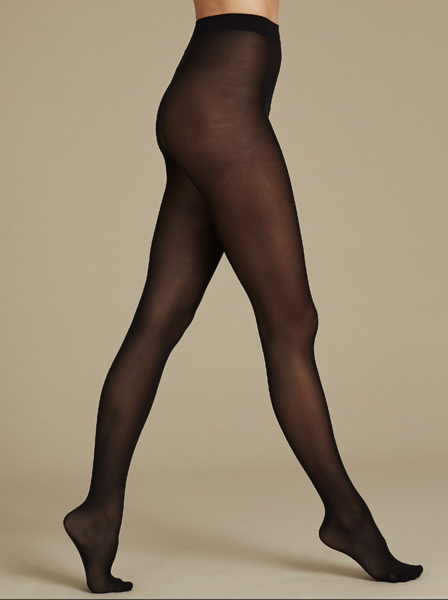 Hosiery isn't regarded as sexy as it once was and retailers are competing to find loyal customers.