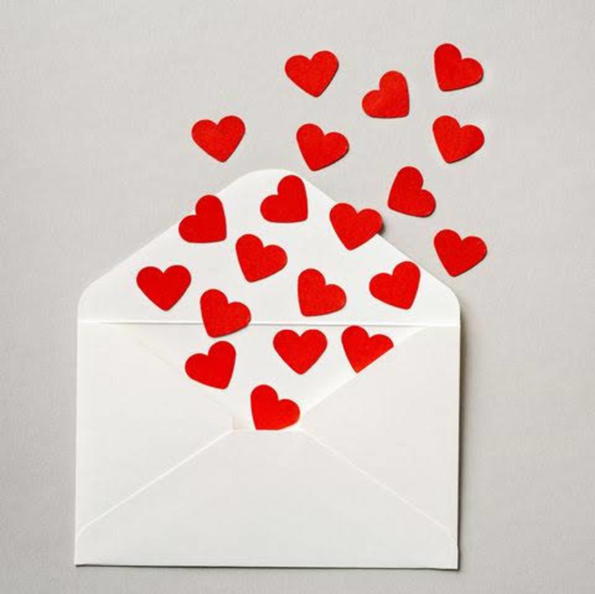 The Reason Behind Valentine's Day