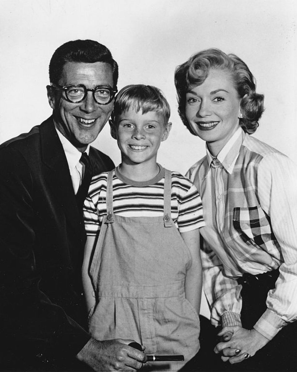 Cast of Dennis the Menace television show