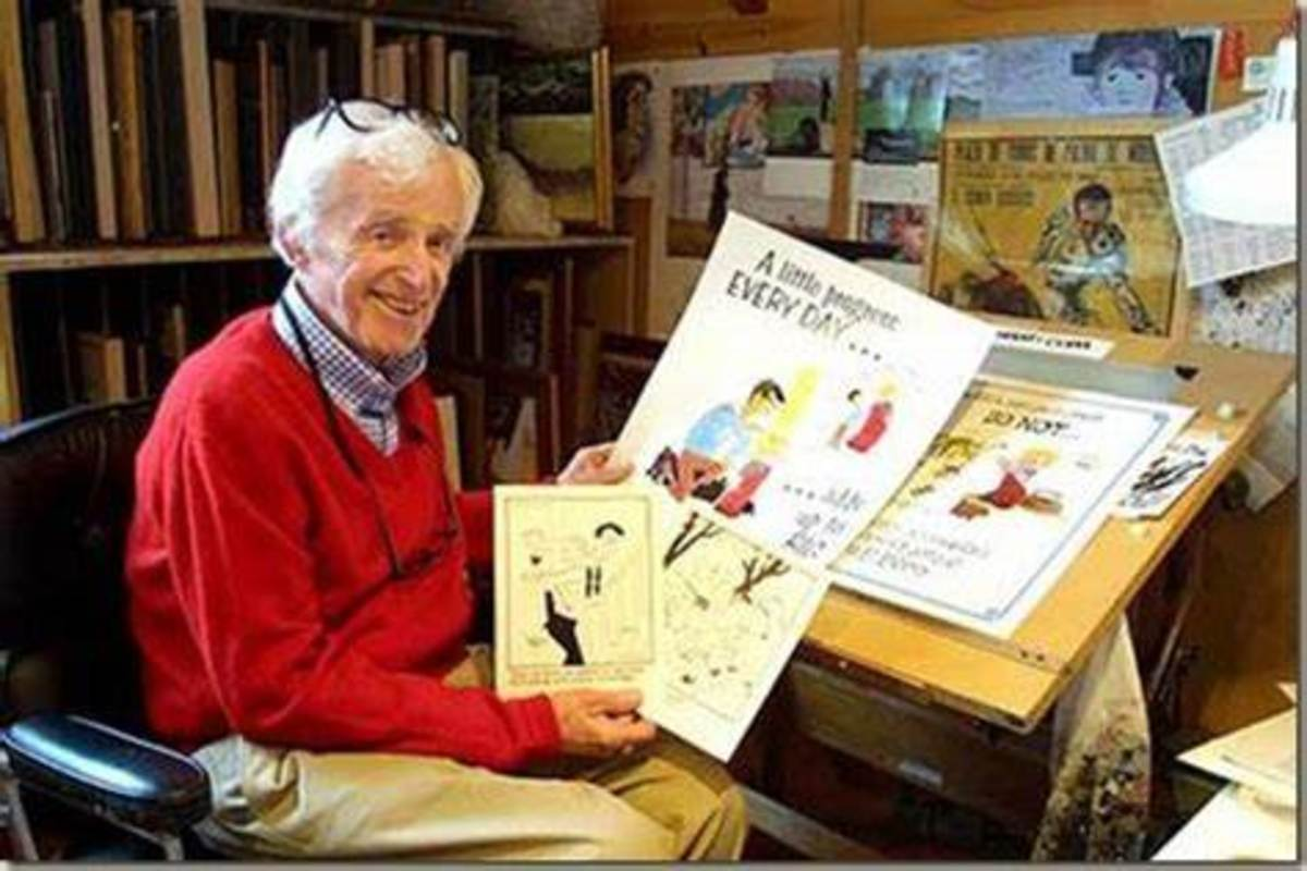 Hank Ketcham: Creator of the Comic Strip Dennis the Menace
