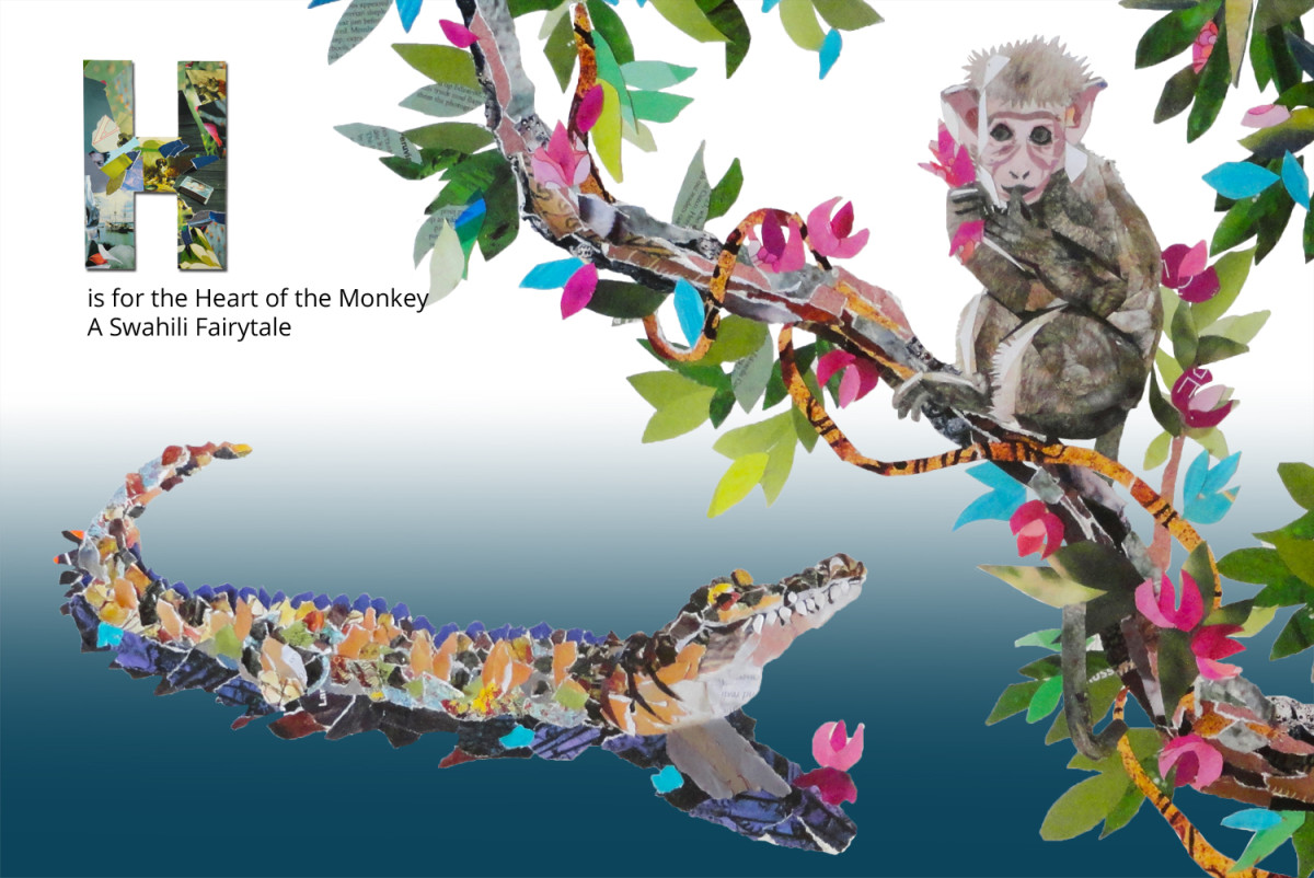 The Heart of a Monkey, A Fairy Tale in Swahili
