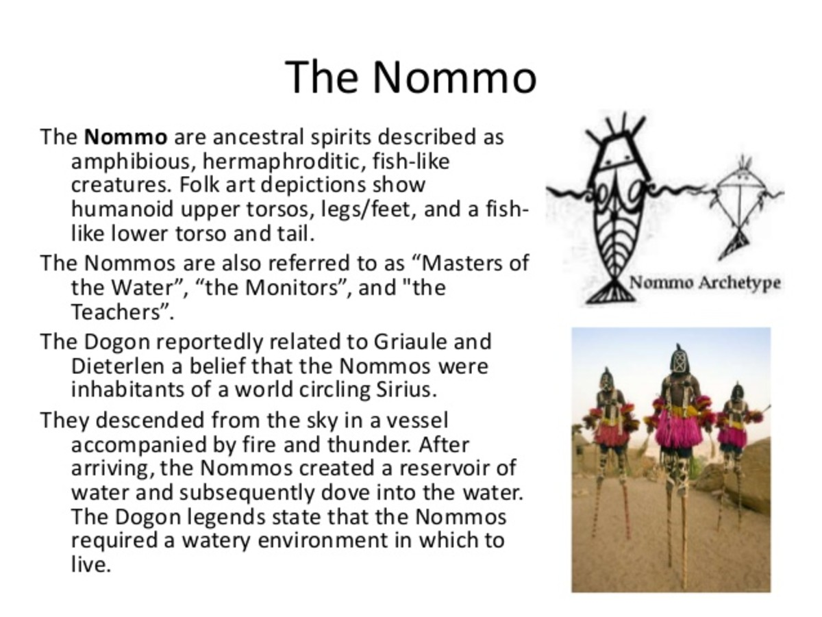 Nommos