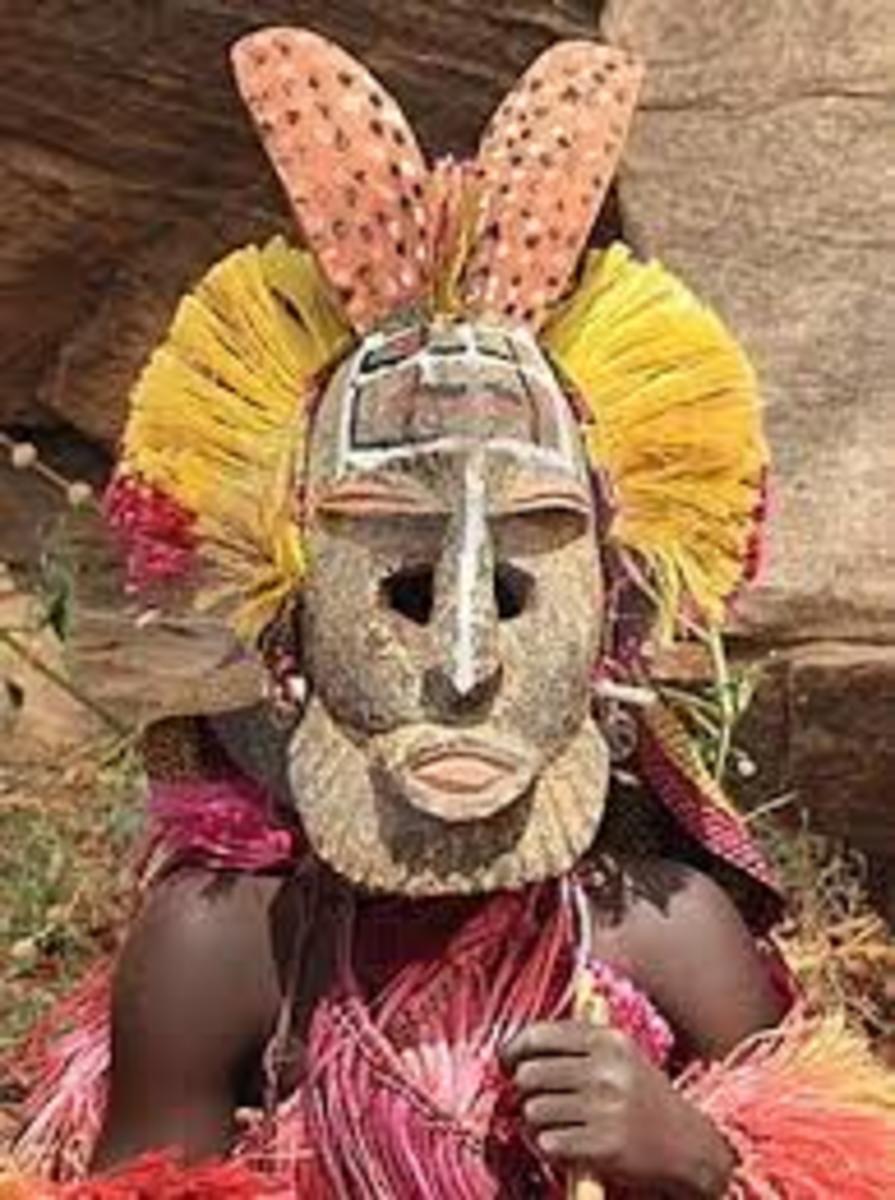 Doogon Mask
