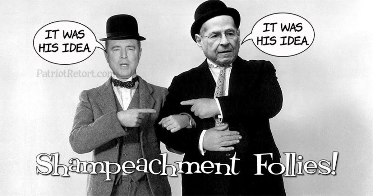 Schiff & Nadler Shampeachment