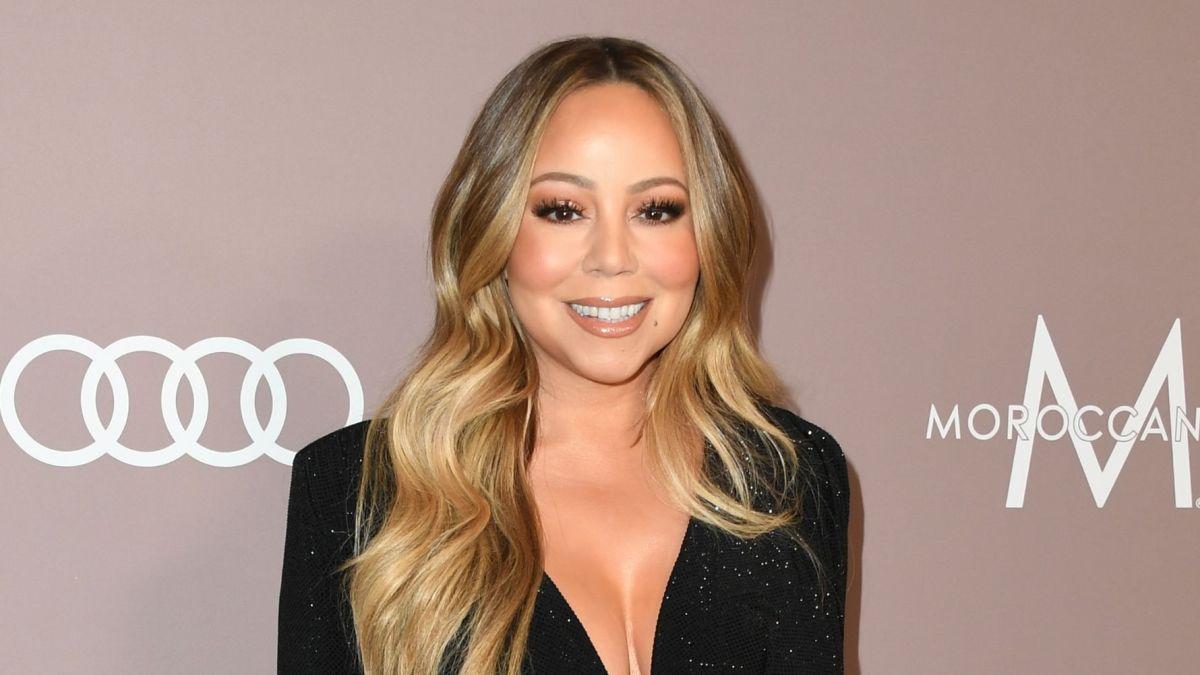 Singer Mariah Carey will turn 50 in 2020