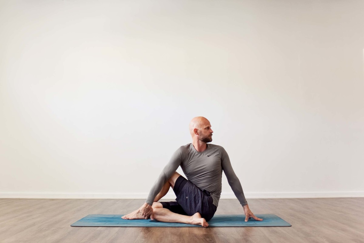 Matsyendrasana - Yoga Pose to Help You Open Your Heart Chakra