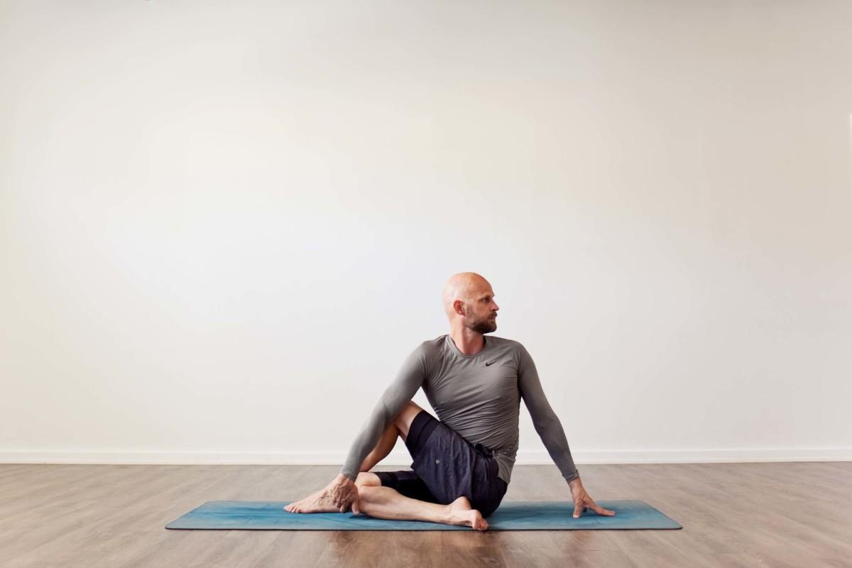 Matsyendrasana - Yoga Pose to Help You Open Your Heart Chakra