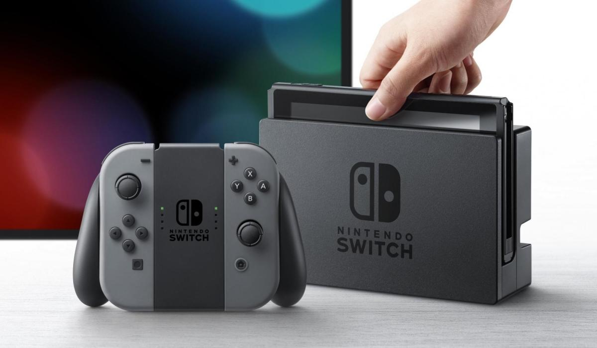 The Nintendo Switch March 2017