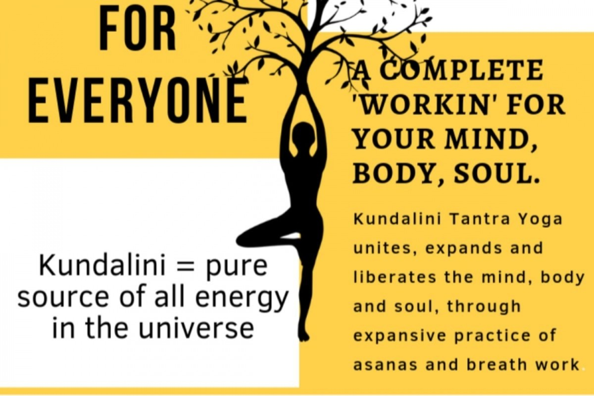 Kundalini - the most powerful energy in the universe