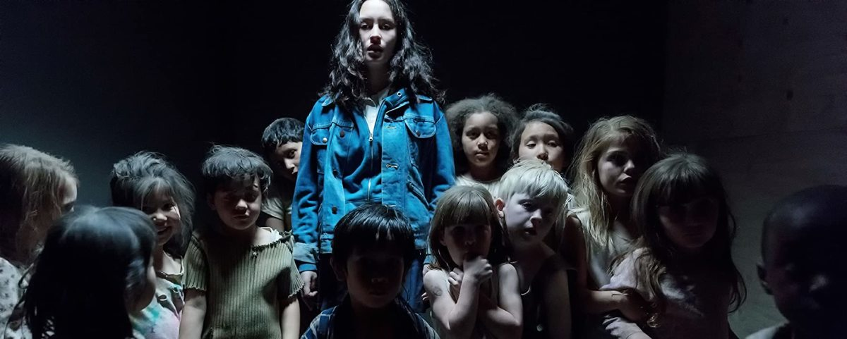 She leads the cult of kids. They will get denim eventually.