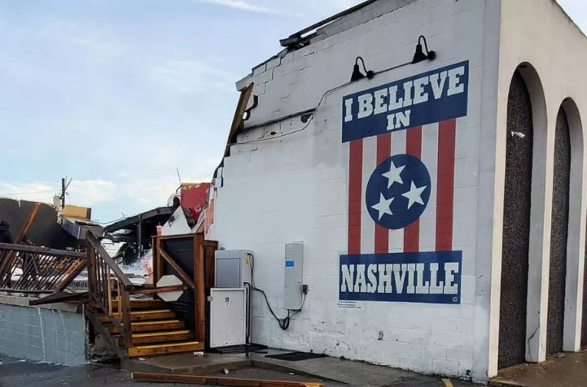 East Nashville Strong After the Tornado
