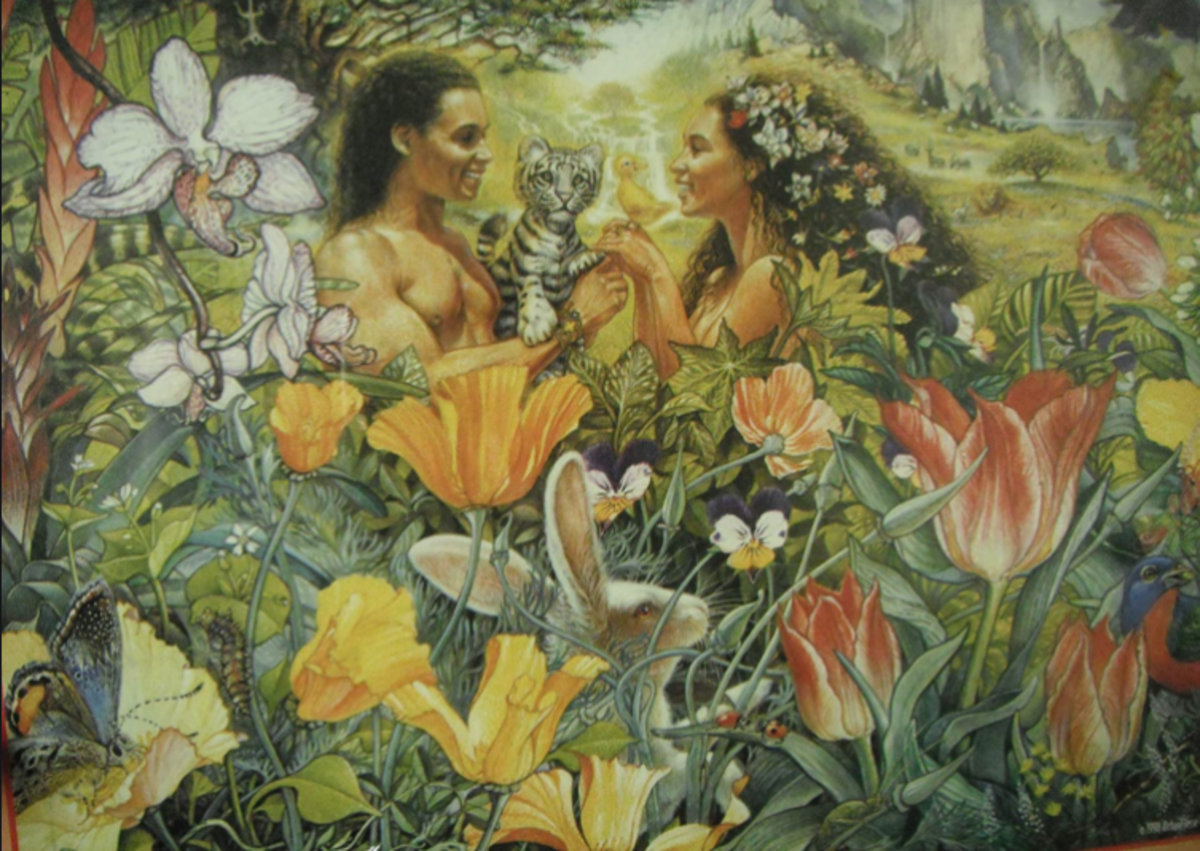 I postulate that at the beginning of man's existence, all germs were good. Adam and Eve's environment was perfectly clean, sanitized, healthy, and free of all harmful bacteria, fungi, protozoa, and viruses.