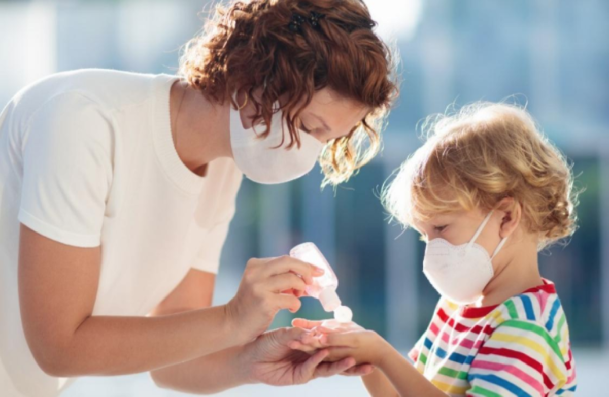 Most children and even adults consider germs to be icky, nasty, teeny, tiny, creatures that no one should ever touch.