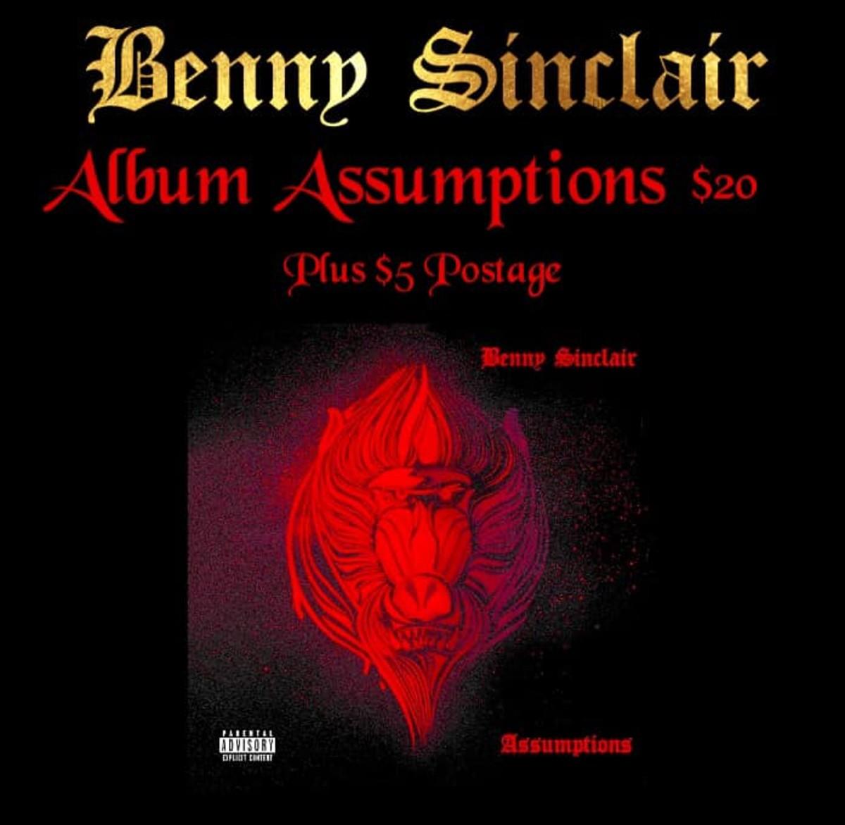 Benny Sinclair LP