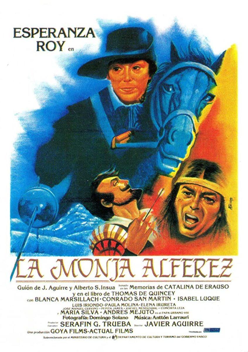 1987 Movie filmed in Spain