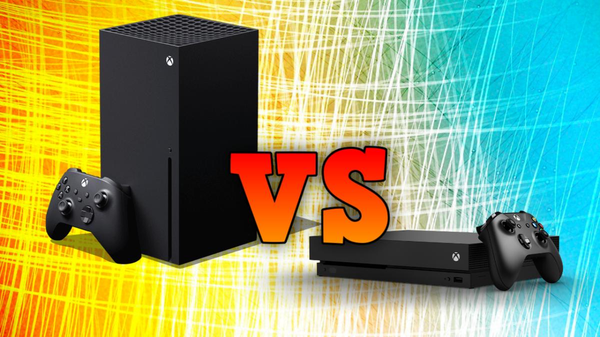 Xbox Series X vs Xbox One X Hardware Analysis