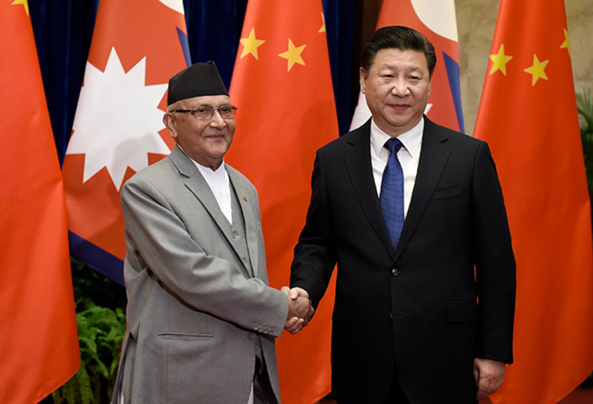 Nepal Heading Towards Satellite Status Like Tibet and Communist Party Forges Close Ties With China